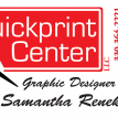 Quickprint Center Graphic Designer