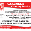 Cargnels Cleaning Service