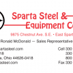 Sparta Steel & Equipment Corp.